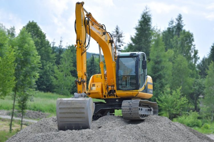 Construction Site Vehicles-3 Types of Vehicles for a Site