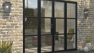 Aluminum Framed Glazing vs. Steel Framed Glazing