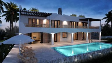 Custom home designs in Caribbean