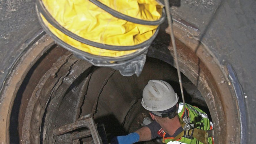 Manhole Safety – 6 Tips For Construction Workers