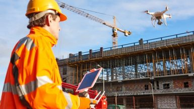 Building Innovations - Drone and Site Management