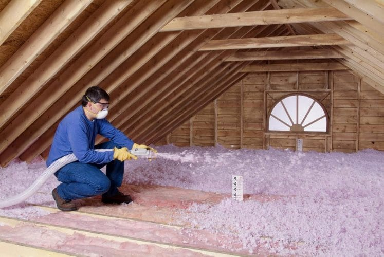 Green Insulation:  Material For Commercial Buildings