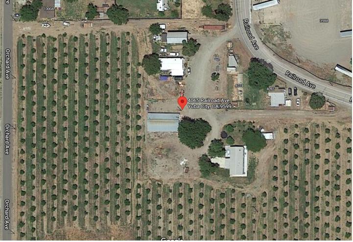 Structural Design for a custom home at 4065 Railroad Yuba City, CA
