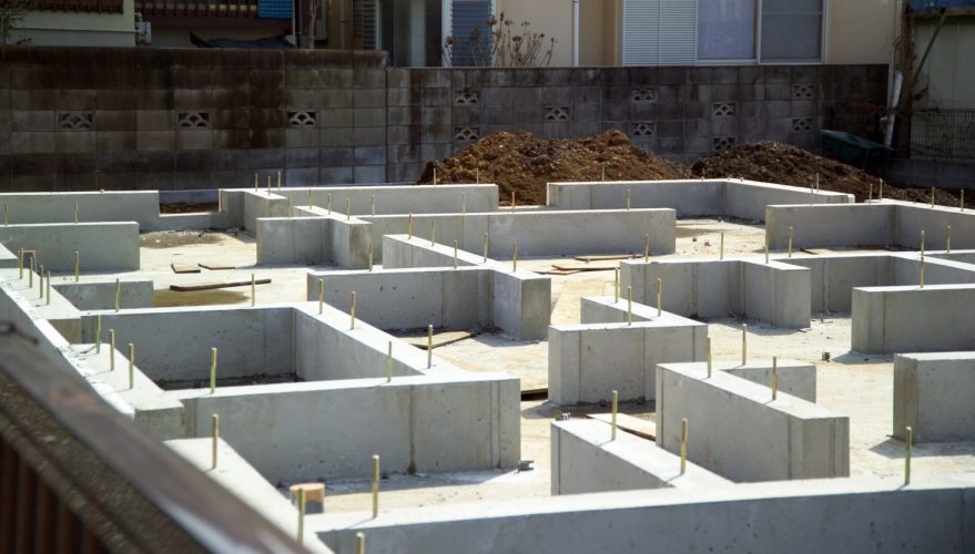 Building Foundations – What are Their Common Types?