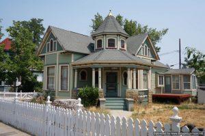 Victorian Style Architectural Design in CA