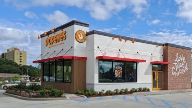 Structural and MEP design for Popeyes Louisiana Kitchen in Dixon, CA