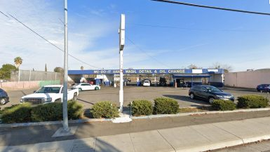 Structural design for Express Carwash and Oil Change Facility Sacramento, CA
