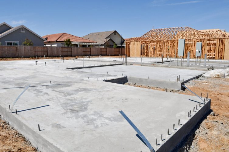 Slab-On-Grade Foundations – What Are They and Their Application?