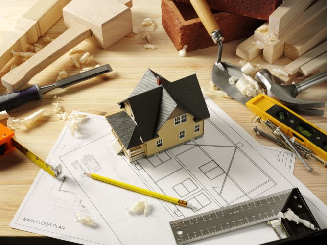 How To Prepare Home Remodeling Plans And Sketches?