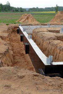 basement foundation