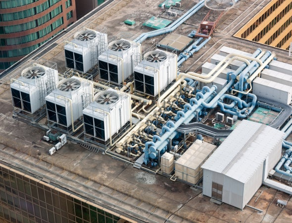 HVAC Design for Commercial Building – Basics of Cost-Effective solutions