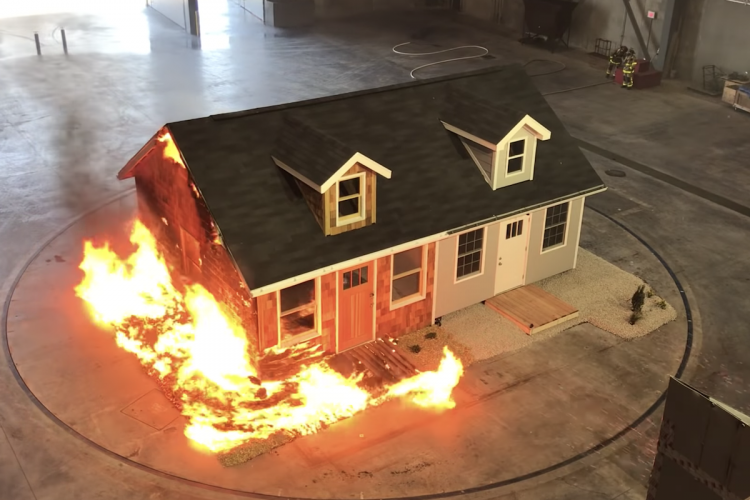 Some Of The Fire-Resistant Construction Techniques