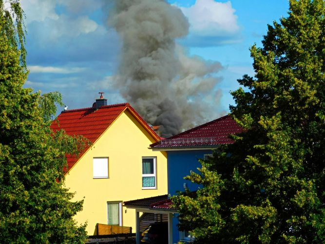 Can a House Be 100% Fire Resistant?