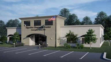 MEPF and Structural design for Ambulatory Surgery Center in Clayton, NC